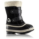 Sorel Toddler's 1964 Pac Strap Black